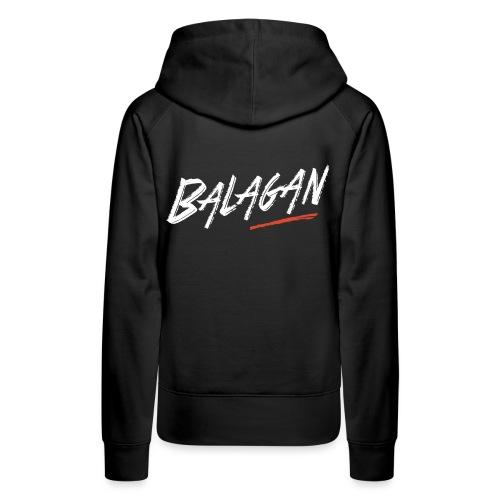 logo balagan free - Women's Premium Hoodie
