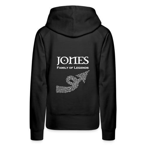 jones1b - Women's Premium Hoodie