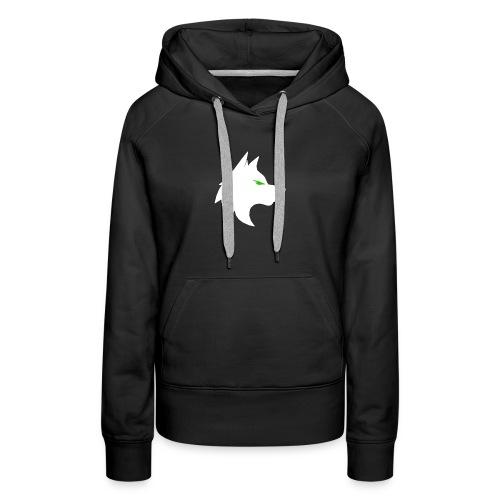 wolf png - Women's Premium Hoodie