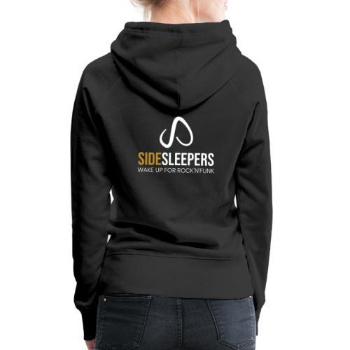Sidesleepers - Frauen Premium Hoodie
