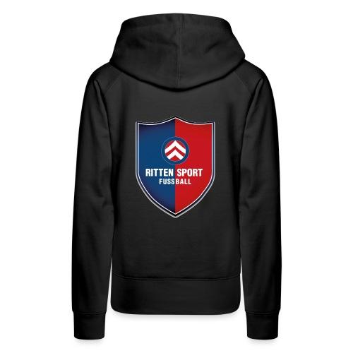 Wappen Fussball Ritten - Frauen Premium Hoodie