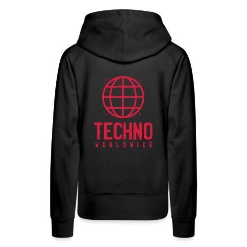 Techno Worldwide - Women's Premium Hoodie