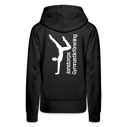 Jonstorps Gymnastikförening - Premiumluvtröja dam