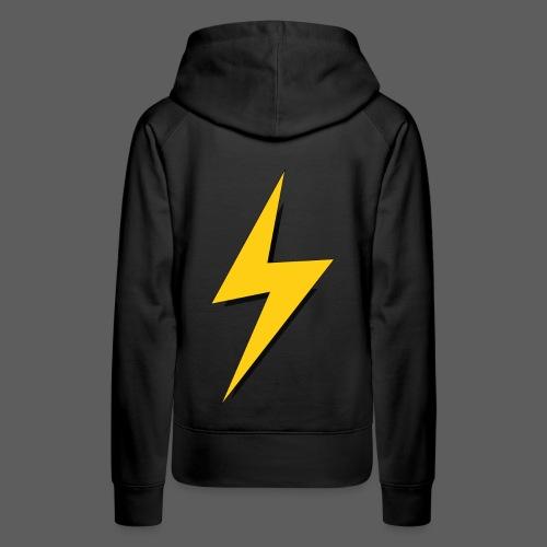 Lighningbolt - Vrouwen Premium hoodie