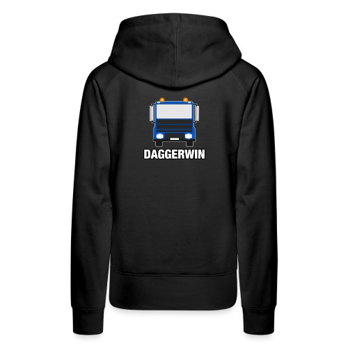 Daggerwin Logo Truck - Women's Premium Hoodie