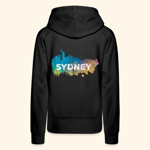 Sydney - Frauen Premium Hoodie