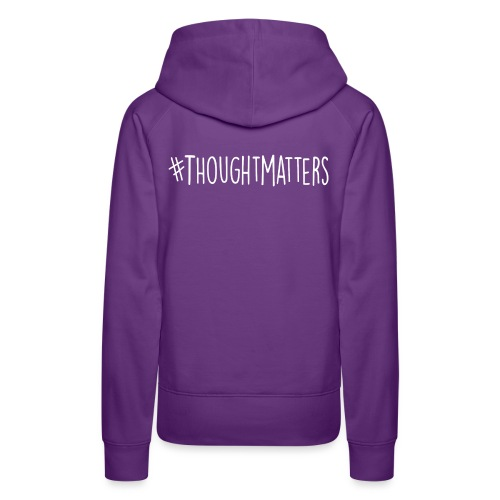 Thought Matters - Women's Premium Hoodie