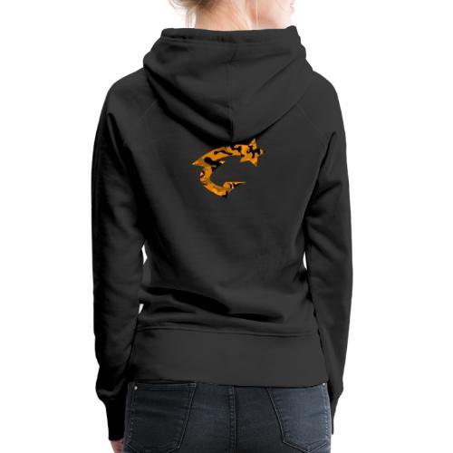 STAR GAME CREW GENERAION EMBLEME 4 - Sweat-shirt à capuche Premium pour femmes