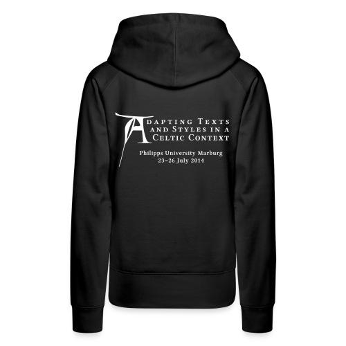 atscc-logo-small - Frauen Premium Hoodie