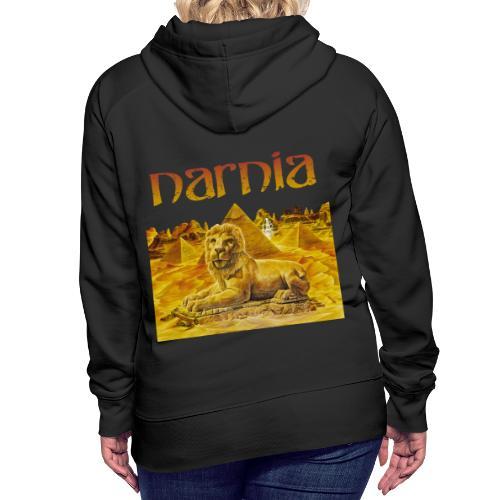 Narnia - Desert Land - Women's Premium Hoodie