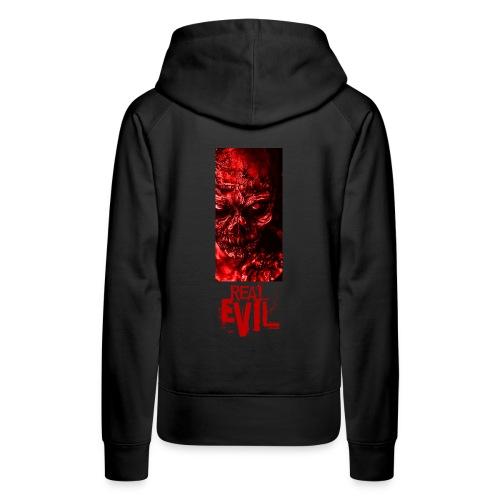 real evil - Frauen Premium Hoodie