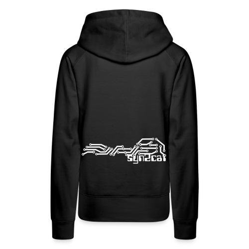 syn2cat pcb - Women's Premium Hoodie
