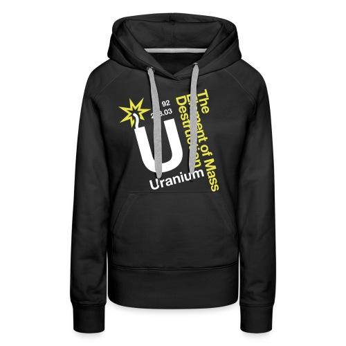 OBE Uranium - Women's Premium Hoodie