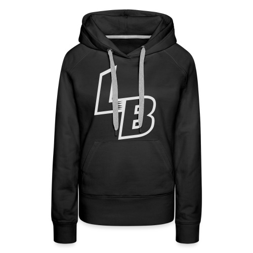 LouderBirdz - Shoulder 1 - Frauen Premium Hoodie