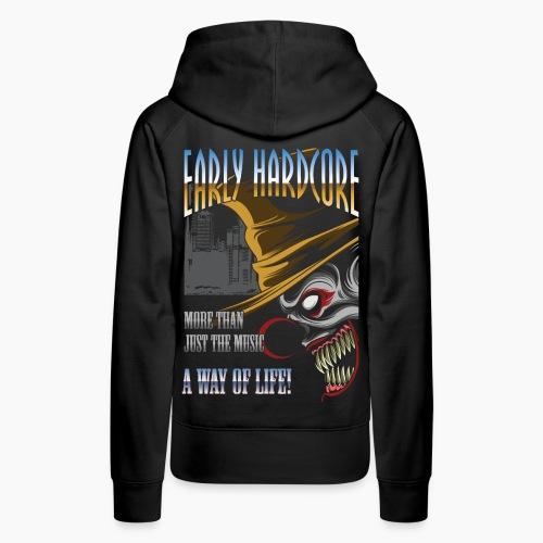 Early HC - Women's Premium Hoodie