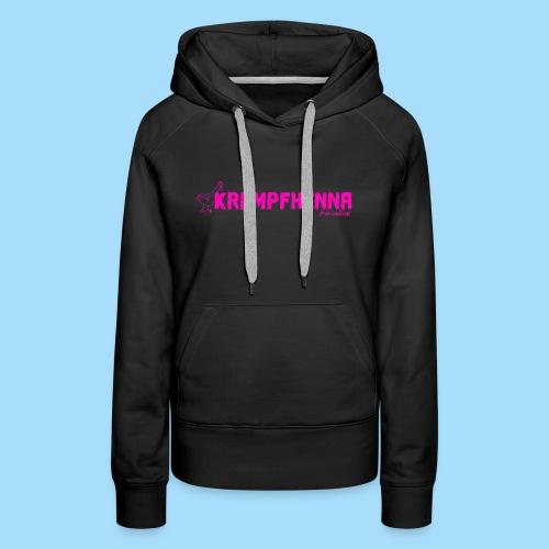 Krampfhenna - Frauen Premium Hoodie