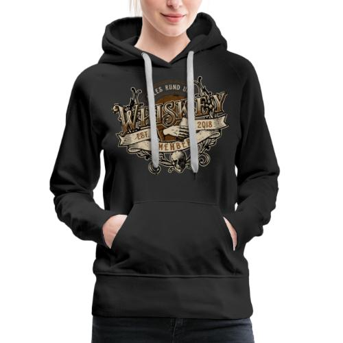 Rocker Member - Frauen Premium Hoodie