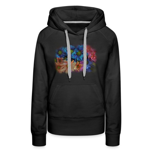 FaithMark-SpreadShirt-Colorful - Vrouwen Premium hoodie