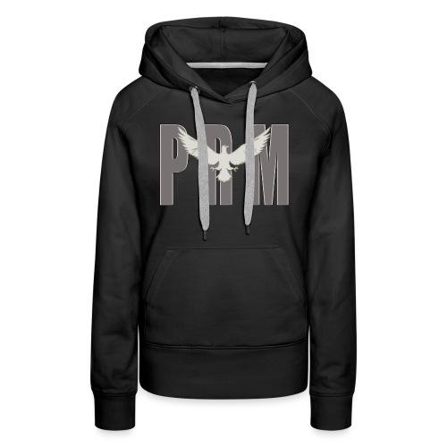 PRM AILE - Sweat-shirt à capuche Premium pour femmes