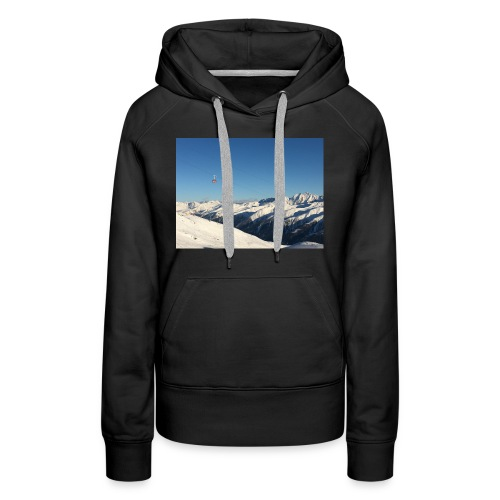 bergen - Vrouwen Premium hoodie