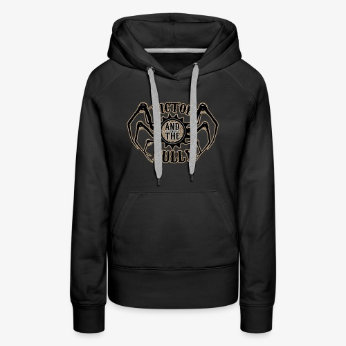 Victor and the Bully Logo T-Shirt - Women's Premium Hoodie