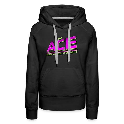 The ACE Atomic Cinema Experiment - Women's Premium Hoodie