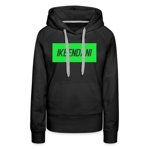 IkBenDani - Vrouwen Premium hoodie