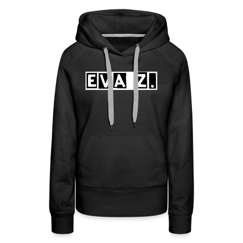 EVA Z. - Felpa con cappuccio premium da donna