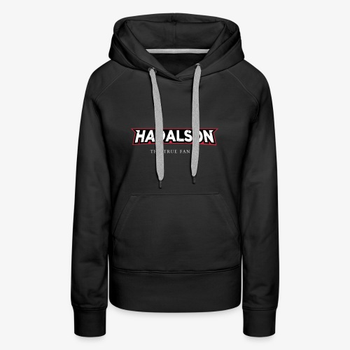 The True Fan Of Hadalson - Women's Premium Hoodie