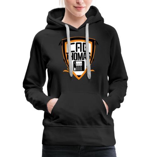 cab.thomas - alternativ Logo - Frauen Premium Hoodie