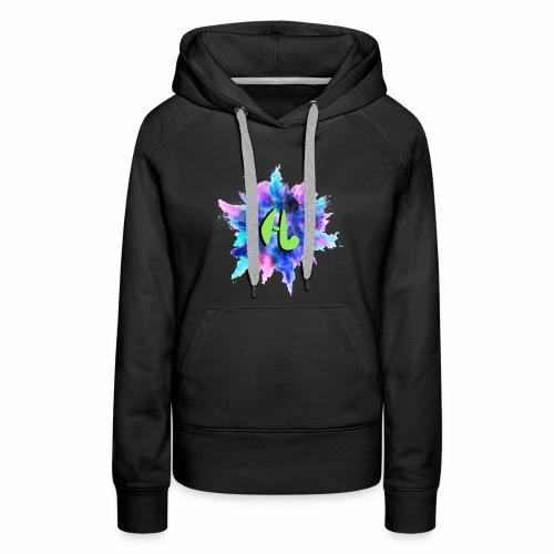 Hockeyvidshd nieuwe collectie - Vrouwen Premium hoodie