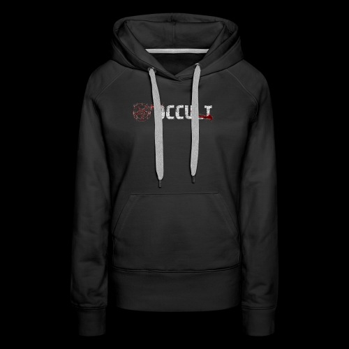 Occult Ghost Hunts - Women's Premium Hoodie