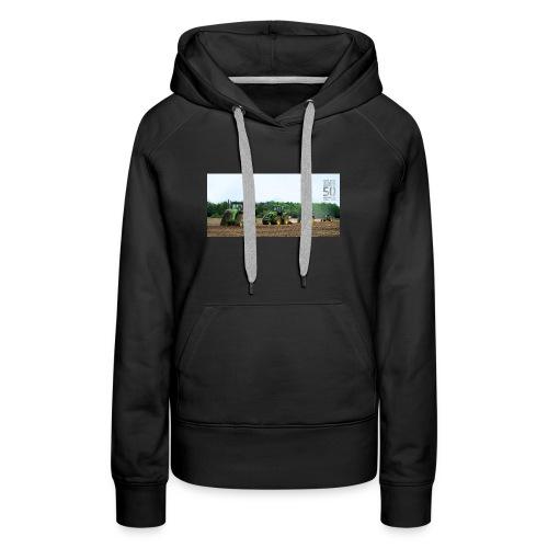 de merch - Vrouwen Premium hoodie