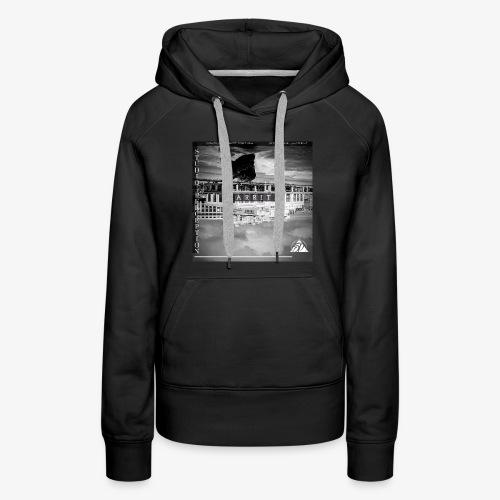 PERCEPTON BIARRITZ - PERCEPTION CLOTHING - Sweat-shirt à capuche Premium pour femmes