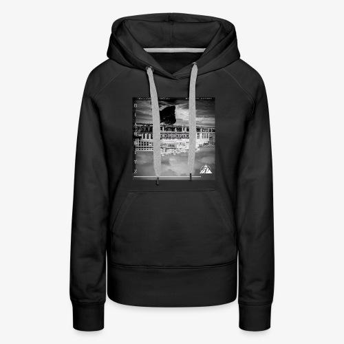BIARRITZ PERCEPTION - PERCEPTION CLOTHING - Sweat-shirt à capuche Premium pour femmes