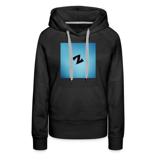 ZyproPlays logo - Women's Premium Hoodie