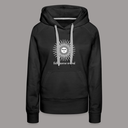 fhrlogowhite - Women's Premium Hoodie