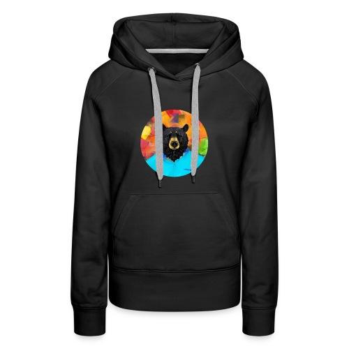 Bear Necessities - Women's Premium Hoodie
