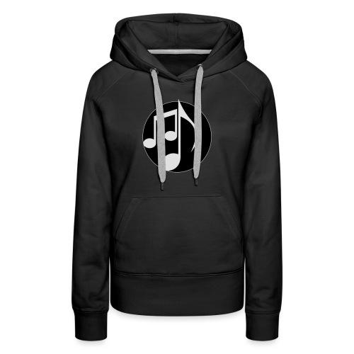 music note: MIGI WEAR - Vrouwen Premium hoodie