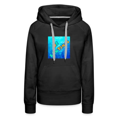 De Santings Logo - Vrouwen Premium hoodie
