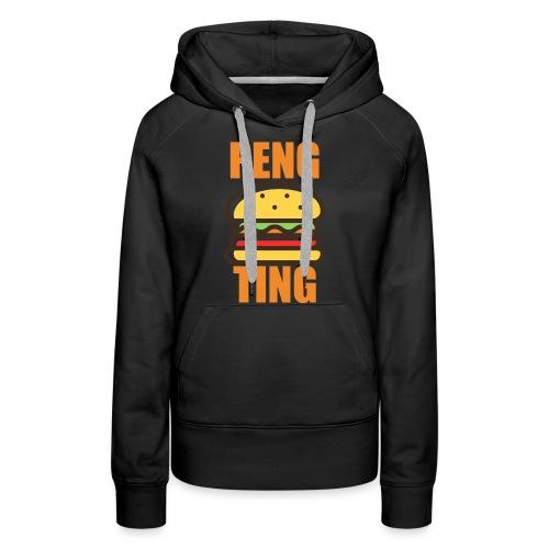 Peng Ting - Women's Premium Hoodie