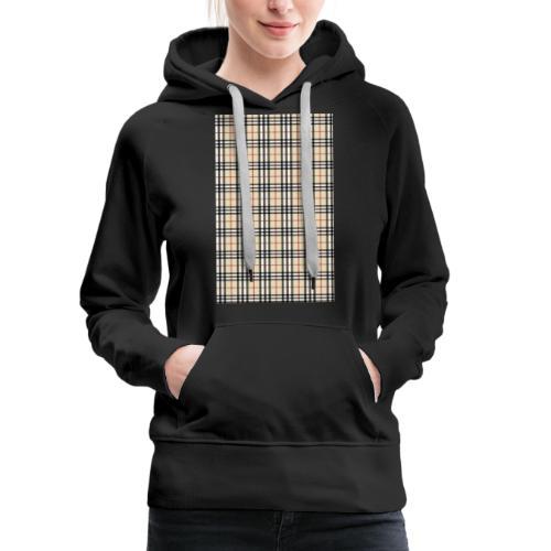 Ternet Designer - Dame Premium hættetrøje