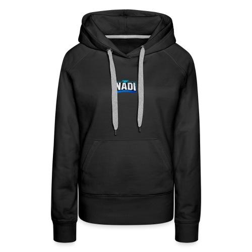 SN text - Vrouwen Premium hoodie