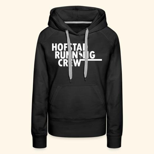 Hofstad Running Crew Merchandise. - Vrouwen Premium hoodie
