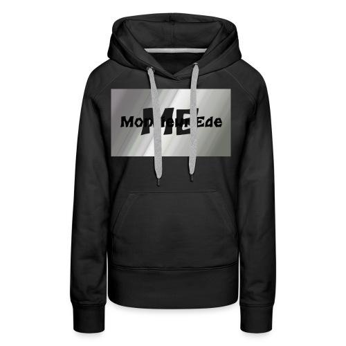 Monsieur Ede shirts - Naisten premium-huppari