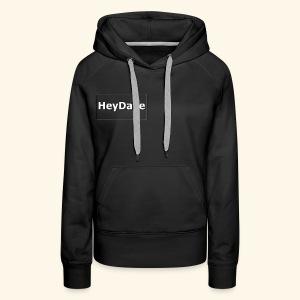 Die schwarze Kollektion - Frauen Premium Hoodie
