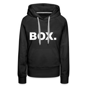 BOX. Clothing T-Shirt Men - Vrouwen Premium hoodie