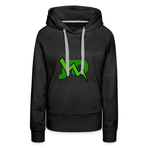 JD LOGO - Vrouwen Premium hoodie