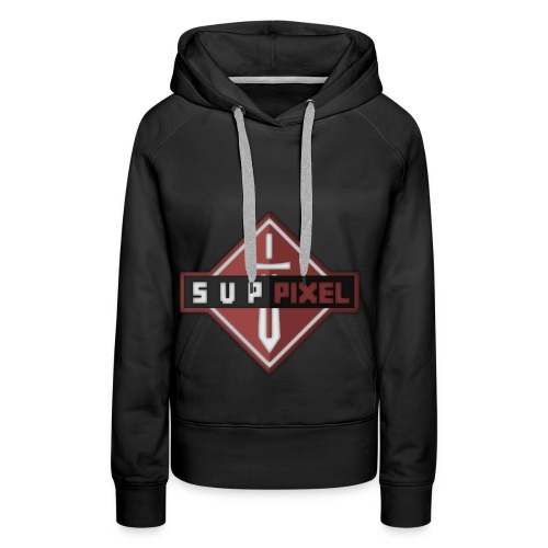 SupPixel Shirt - Women's Premium Hoodie