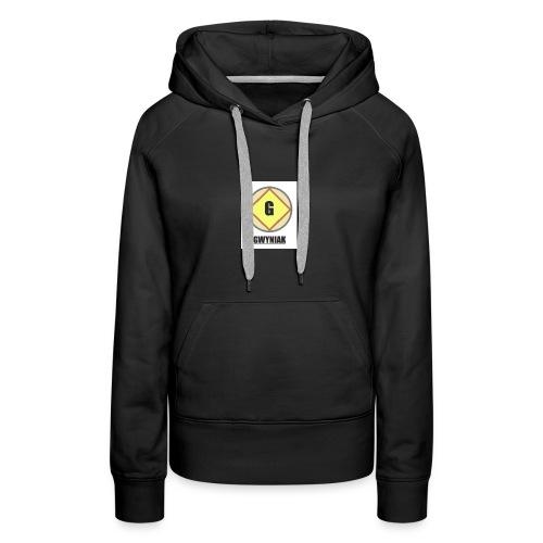 logo e2 - Women's Premium Hoodie